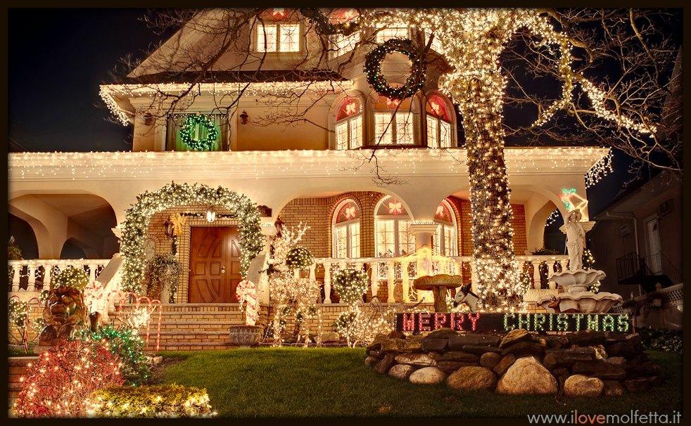Case Di Campagna Addobbate Per Natale : Arredare casa a natale foto design mag