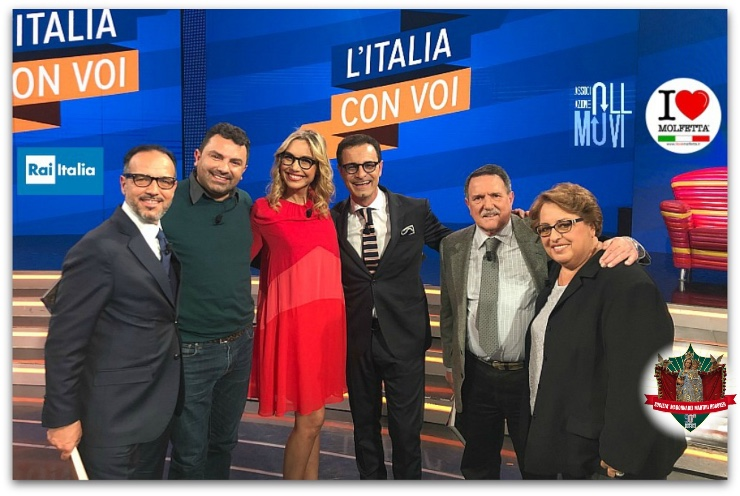 Italy with you: on RAI international TV there is talk of Hoboken Italian Festival