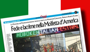 The HIF President Comes to Molfetta