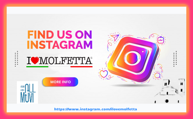 I Love Molfetta find us on Instagram